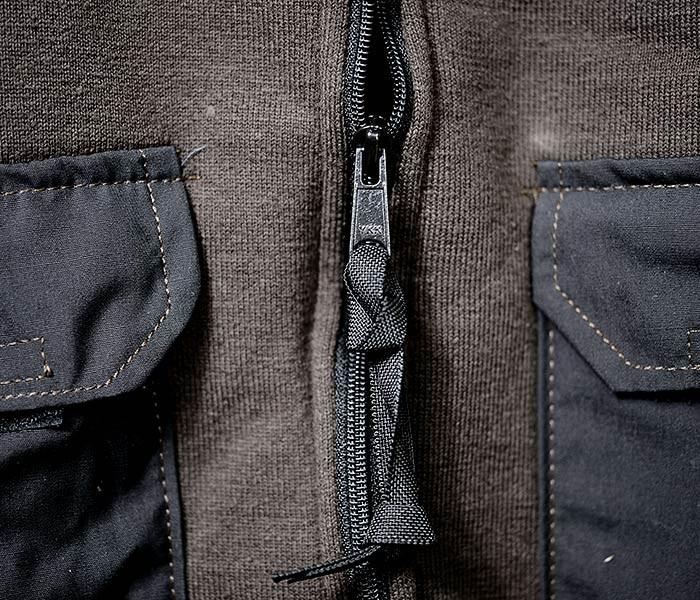 デッドストック/DEADSTOCK 米軍 アメリカ製 90年代製 裏パイル フリースジャケット ベアジャケット BROWN BEAR JACKET (BROWN-BEAR-JACKET-90S)