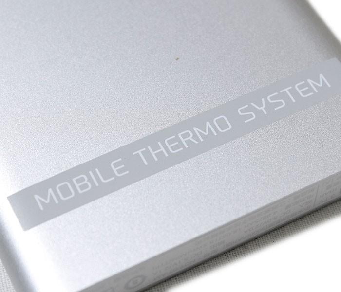 オルテライン/ALLTERRAIN 水沢ダウン(byデサント/DESCENTE) ''MOBILE THERMO INSULATED VEST'' モバイルサーモベスト (DIA3676U-THERMO-VEST)