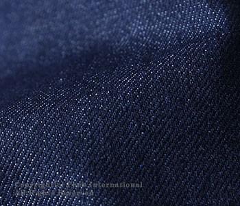 エリックハンター/ERICK HUNTER アメリカ製 ''DENIM PANTS HEM LEG''ユニセックスデニムイージーパンツ(ERH-005)