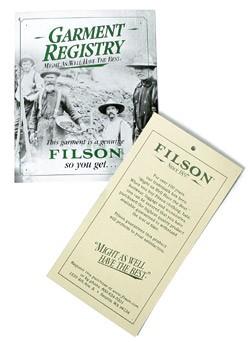 フィルソン/FILSON