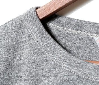 フィルメランジェ/FILMELANGE ''ディジー''クルーネックポケット付きTシャツ【FM-DIZZY】
