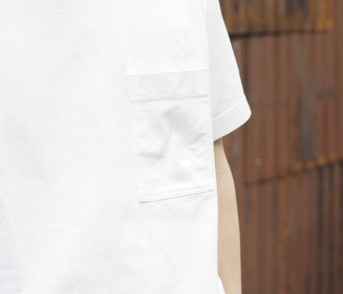 フィルメランジェ/FILMELANGE×アンドフェブ/andPheb 別注 日本製 フェブラー Tシャツ (PHEBRER)