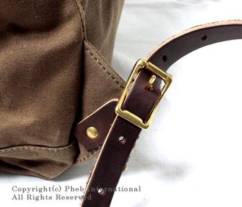 フロストリバー/FROST RIVER アメリカ製ワックスドコットンサミットパック(リュック)【FR-816】[送料無料]
