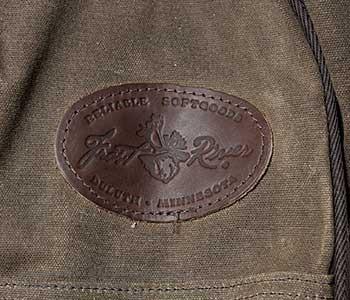[送料無料]フロストリバー/FROST RIVER アメリカ製 ''ラージ''スタンダードレイクミシガントートバッグ(FR-856-LARGE)