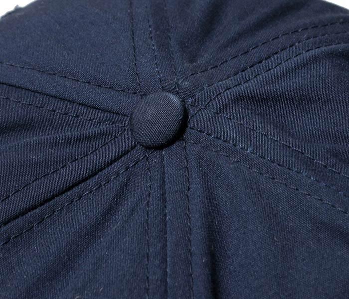 デッドストック/DEADSTOCK アメリカ製 1980年代製 DESCRIPTION CAP UTILITY BLUE ミリタリー ベースボールキャップ (US-UTILITY-CAP-NAVY)
