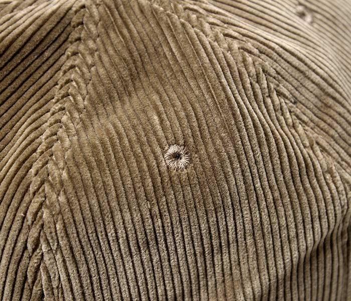 [送料無料]キャプテン サンシャイン/KAPTAIN SUNSHINE 日本製 コーデュロイ ベースボールキャップ 9Wale Corduroy Base Ball Cap (KS8FGD02-CAP)