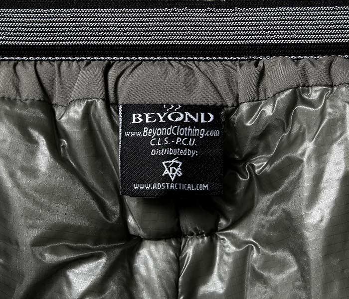 [送料無料]デッドストック/DEADSTOCK ビヨンド/BEYOND CLOTHING社製 LEVEL7 プリマロフト パンツ PRIMALOFT PANTS アメリカ軍 アメリカ製 (L7-PRIMALOFT-PANTS-BEYOND)