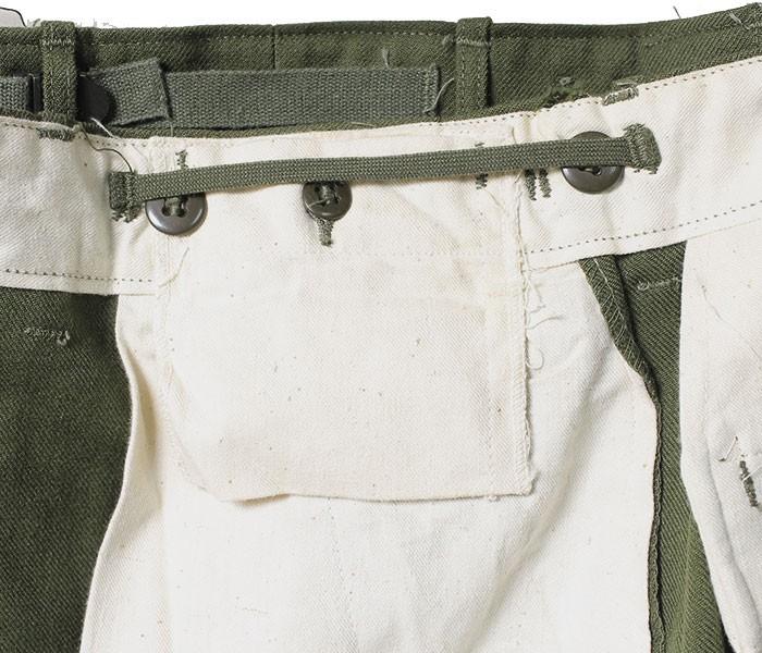 デッドストック/DEADSTOCK アメリカ製 50年代製 米軍 M-51 ウールパンツ フィールドパンツ (M-51-WOOL-PANTS)