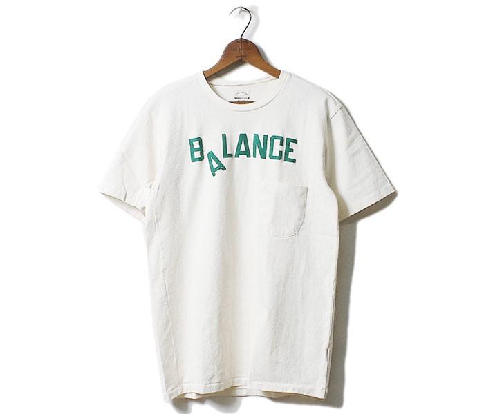 ミクスタ/MIXTA アメリカ製 ''BALANCE'' プリントTシャツ (MI-71204-BALANCE)