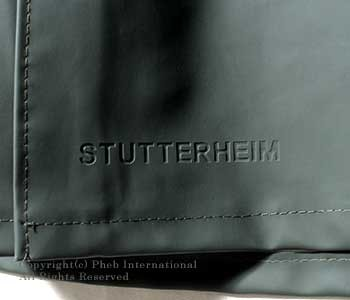 [送料無料]ストゥッテルハイム/STUTTERHEIM ''モスバッケー''レインコート メンズ(MOSEBACKE)