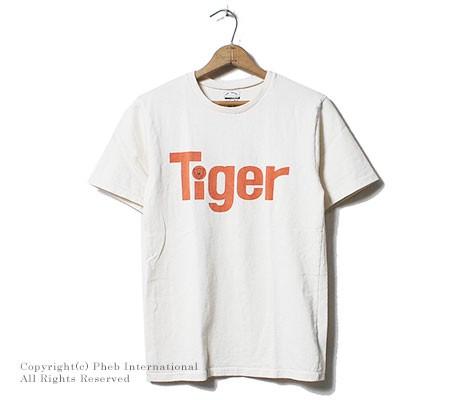 ミクスタ/MIXTA アメリカ製 ''MIXTIGER''プリントTシャツ(MXA-104-MIXTIGER)