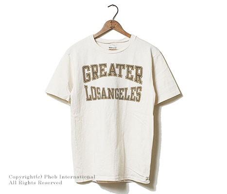 ミクスタ/MIXTA アメリカ製 ''GREATER L.A.''プリントTシャツ(MXA-1701-R1605-GREATER-LA)