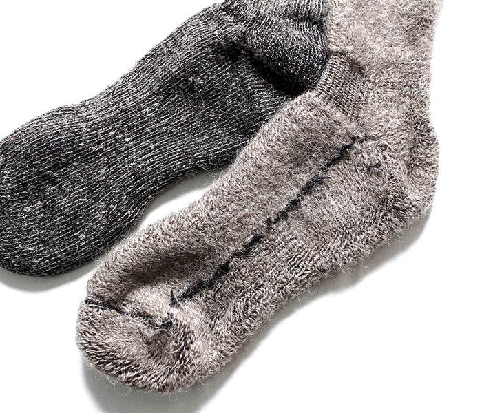 [メール便送料無料]ニーフ/NEAFP アメリカ製 Alpaca Outdoorsman Sock アルパカ ヘビーウエイト アウトドアマン ソックス 靴下 (NFP-W05-OM-SOCK)