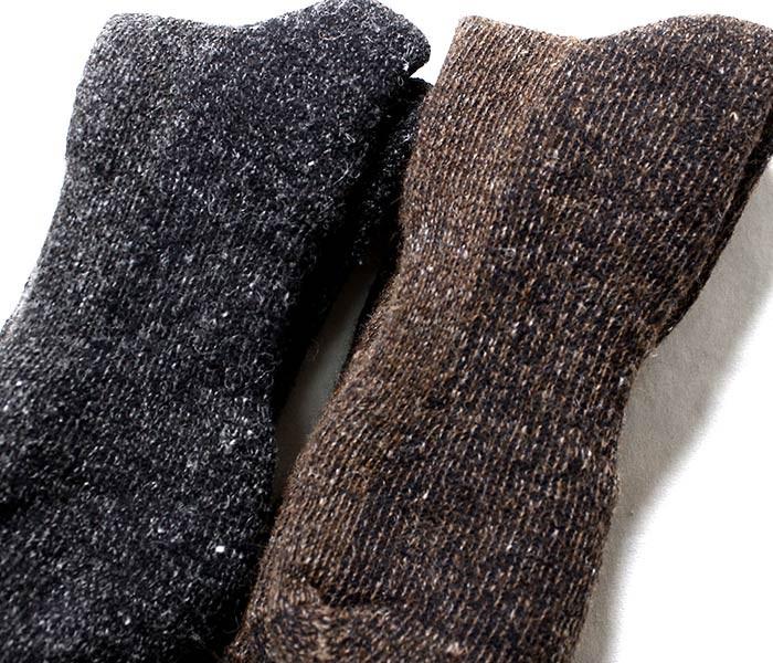 [メール便送料無料]ニーフ/NEAFP アメリカ製 Alpaca Survival Sock アルパカ サバイバルソックス 靴下 (NFP-W10-S-SOCK)