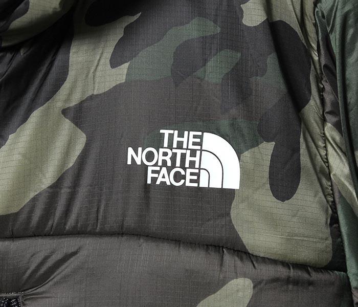 ザ・ノースフェイス/THE NORTH FACE ''ウッドランドカモ''ノベルティトランゴパーカー/NOVELTY TRANGO PARKA(NY81508)