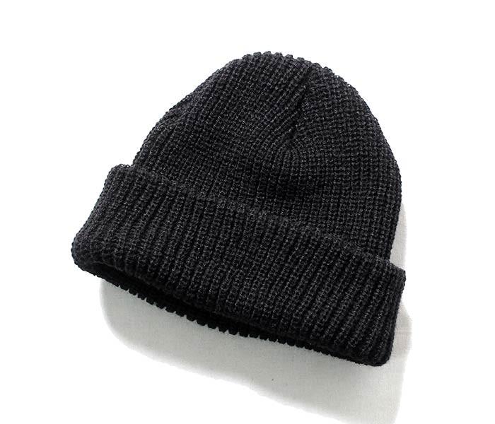 [メール便送料無料]ニューヨークハット/NEWYORK HAT アメリカ製 ''スカル'' ワッチキャップ ニットキャップ (4657-SKULL-CAP)