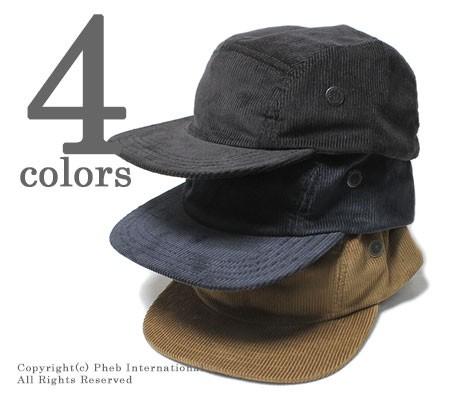 [メール便送料無料]ニューヨークハット/NEWYORK HAT アメリカ製 ''コーデュロイ'' キャンプキャップ 帽子 (9362-CORDUROY-CAMP)