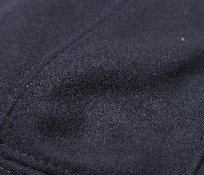 [メール便送料無料]ニューヨークハット/NEWYORK HAT アメリカ製 ''ウール'' キャンプキャップ 帽子 (9383-WOOL-CAMP)