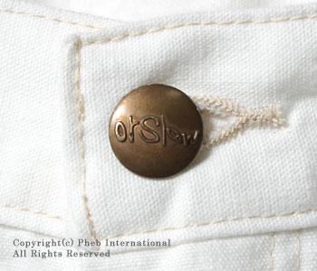 オアスロウ(オアスロー)/orSlow ペインターショーツ【01-7025】