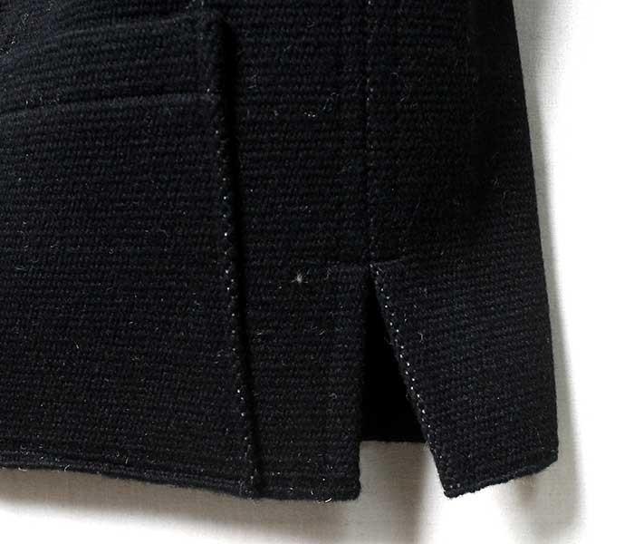 オルテガ ORTEGA'S アメリカ製 チマヨ ベスト スクエア ブラック CHIMAYO SQ VEST BLACK (ORTEGA-SQ-VEST-BLACK)