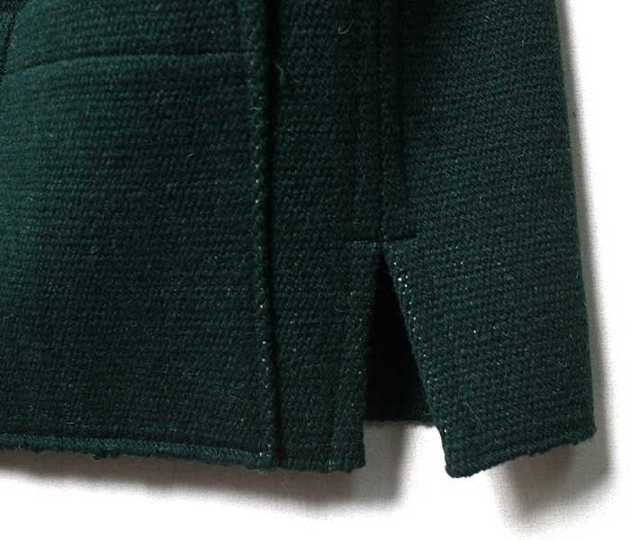 オルテガ ORTEGA'S アメリカ製 チマヨ ベスト スクエア フォレストグリーン CHIMAYO SQ VEST FOREST GREEN (ORTEGA-SQ-VEST-GREEN)