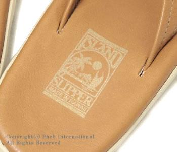アイランドスリッパ/ISLAND SLIPPER アメリカ製レザーサンダル 【PT202-LEATHER】