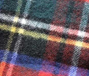 [送料無料]ロイヤルヘザー/ROYAL HEATHER by ジョンストンズ/JOHNSTONS ''ROYAL STEWART(KU0303)''英国製ラムズウールストール【ROYALHEATHER-STOLE-KU0303(WD000127)】