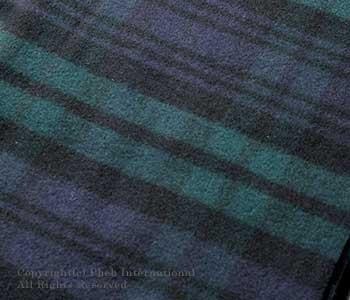 [送料無料]ロイヤルヘザー/ROYAL HEATHER by ジョンストンズ/JOHNSTONS ''BLACK WATCH(KU0317)''英国製ラムズウールストール【ROYALHEATHER-STOLE-KU0317(WD000127)】