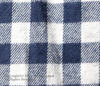 [送料無料]セロ/SERO カナダ製フランネルギンガムボタンダウンシャツ 【SERO-1FG】 [あす楽対応]
