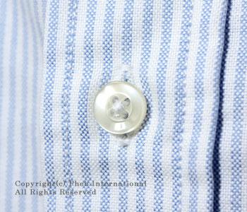 セロ/SERO カナダ製ストライプボタンダウンシャツ 【SERO-1S】 [レビューで送料無料][あす楽対応]