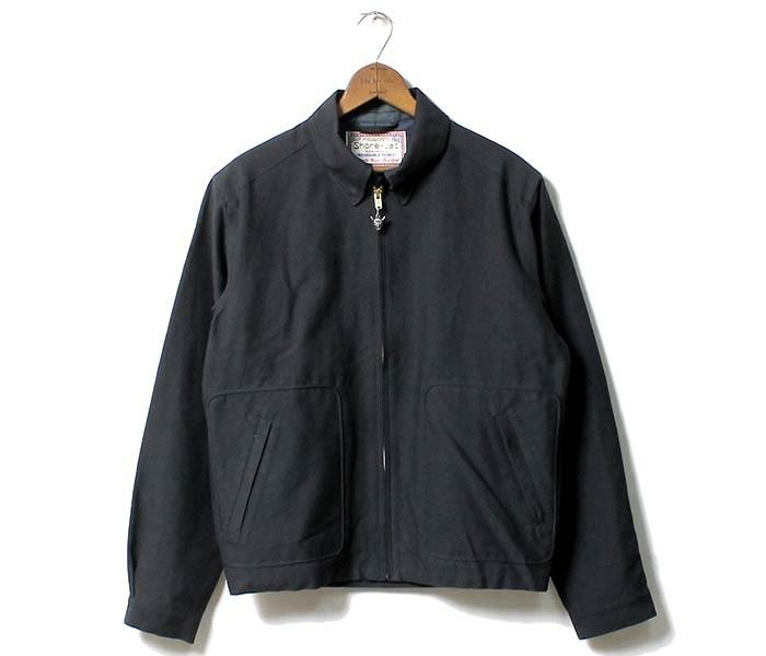 フェローズ PHERROW'S 日本製 SHORE JAC ショアジャック ハリントンジャケット 2019SS (19S-SHORE-JAC)