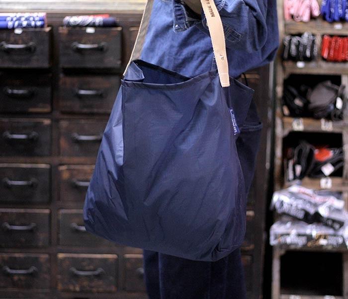 ジュライナイン/JULY NINE アメリカ製 ''MEDIUM'' スシサック/SUSHI SACK ナイロン トートバッグ エコバッグ (SUSHI-SACK-MEDIUM)