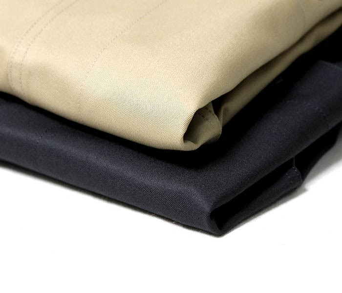 [送料無料]サヴィー/salvy; 日本製 ハイカウントバーバリー ロングポイントシャツ HIGH COUNT BURBERRY LONG POINT SHIRT (SV05-5017CM)