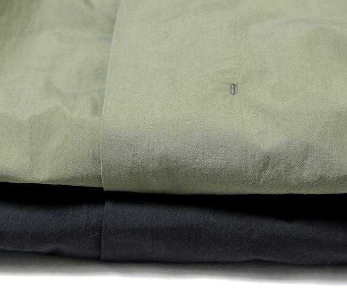 [送料無料]サヴィー/salvy; 日本製 ハイカウントタイプライター 半袖 オープンカラーシャツ HIGH COUNT TYPEWRITER H/S SHIRT (SV05-4517A)