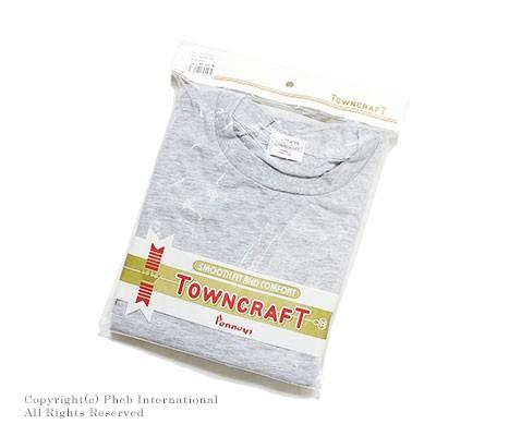 タウンクラフト/TOWN CRAFT(BY サニースポーツ/SUNNY SPORTS) アメリカ製 2枚パックTシャツ(TC15S018/TC14S018)