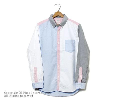 TOWN CRAFT/タウンクラフト(BY SUNNY SPORTS/サニースポーツ)オックスフォードボタンダウンシャツ【TC-08FW-07】