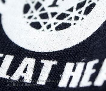 フラットヘッド/THE FLAT HEAD 日本製 ''NEW HUMAN''Tシャツ(THC-60W)