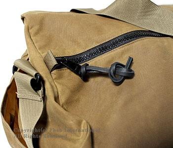 フィルソン/FILSON アメリカ製 ''TIN CLOTH''オイルドコットンキャンバスミディアムダッフルバッグ・ポストンバッグ(TIN CLOTH MEDIUM DUFFLE BAG)