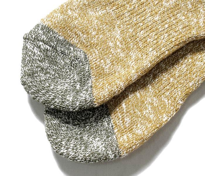 トイズマッコイ/TOYS McCOY カラー杢 3パック 3足セット ブーツソックス 靴下 (TMA1726)