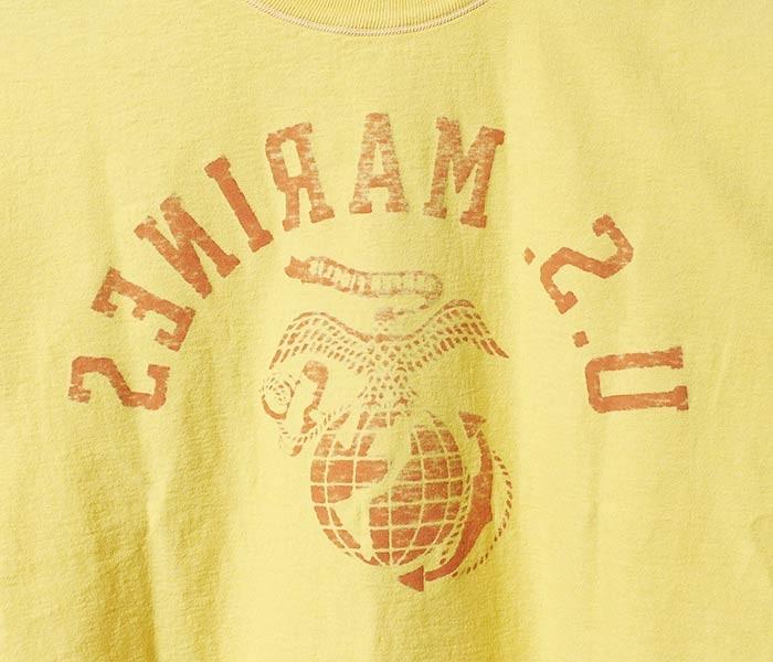 トイズマッコイ/TOYS McCOY U.S.MARINES マリンコープ プリントTシャツ (TMC1719)