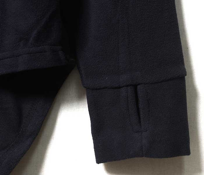 BRITISH ARMY イギリス軍 PCS フリース サーマル シャツ ハーフジップ COMBAT UNDERSHIRTS THERMAL FLEECE (COMBAT-UNDERSH-FLEECE-PCS)