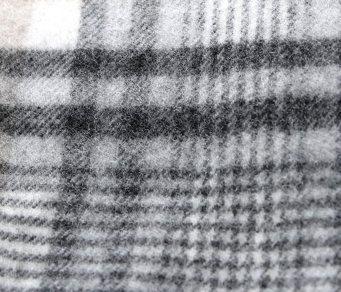[送料無料]ロイヤルヘザー/ROYAL HEATHER by ジョンストンズ/JOHNSTONS 英国製 ''New Kellas check(AU1759)'' ラムズウールストール (ROYALHEATHER-STOLE-AU1759(WD000127))