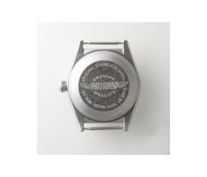[送料無料]トイズマッコイ/TOYS McCOY ミリタリー リストウォッチ 時計 ナイロンベルト WATCH WRIST MILITARY MODEL (TMA1821)