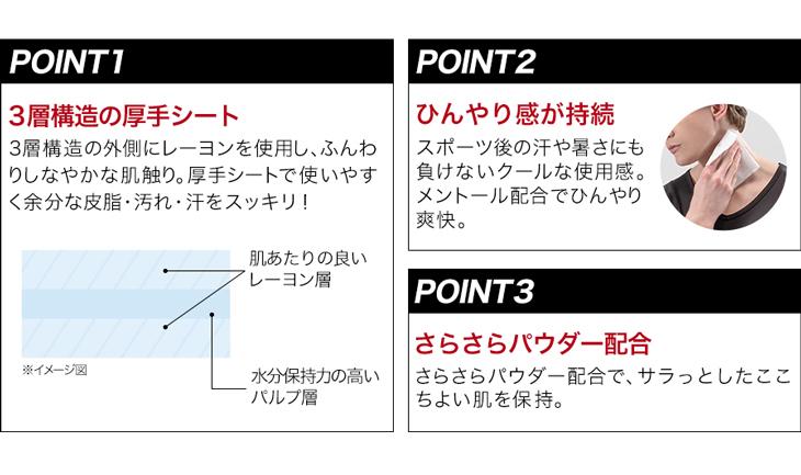 ファイテンEXTREME ボディシート(30枚入)