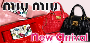 miu miu ミュウミュウ バッグ 財布 カードケース セール 特価 激安 2013 ニューコレクション 新作 限定モデル