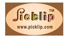 ピックリップ ロゴ