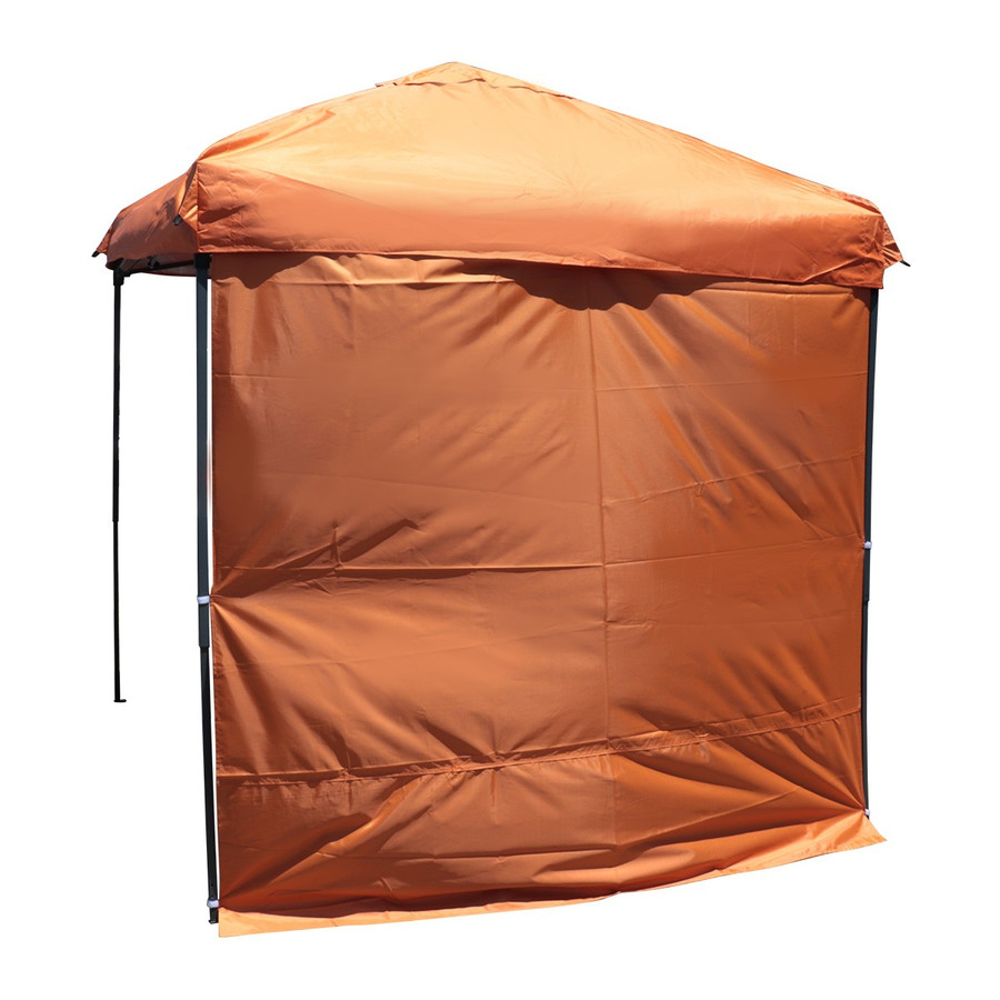 タープテント 2m×2m ワンタッチ サンシェード スチール 日よけ ベンチレーション有 サイドシート有無し選択 キャンプ BBQ|pickupplazashop|14