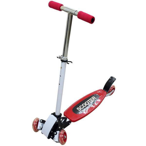 キックボード 子供 キックスケーター 子供用 3輪 キックスクーター ブレーキ 三輪 スケートボード 折りたたみ|pickupplazashop|07