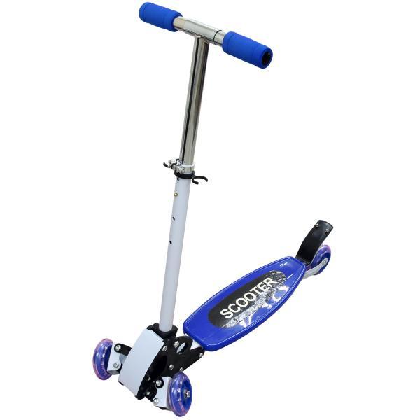 キックボード 子供 キックスケーター 子供用 3輪 キックスクーター ブレーキ 三輪 スケートボード 折りたたみ|pickupplazashop|08