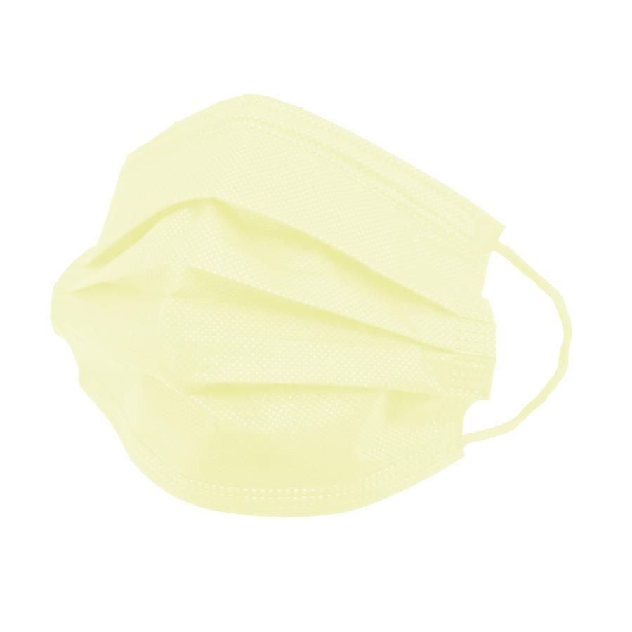 【SALE!30%OFFクーポン】不織布 マスク 3サイズ 平ゴム 10枚ずつ個包装 元祖 血色カラー 50枚 カラーマスク WEIMALL  血色マスク やわらか 大人 女性 子供|pickupplazashop|32